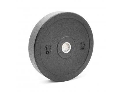 Bumper kotúč 15 kg - kotúče na cvičenie - gumený kotúč na cvičenie - cvičenie na doma - CFshop.sk