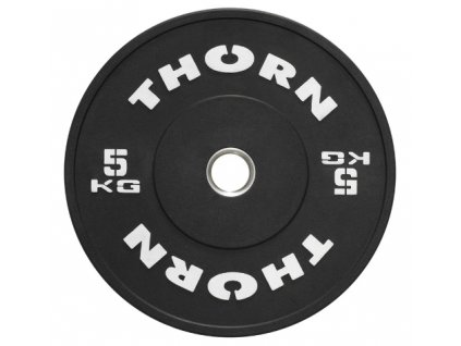5 kg bumper kotúč thorn fit