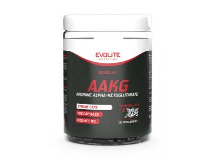 Arginín AAKG v kapsuliach
