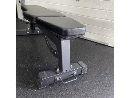 Polohovateľná lavička na cvičenie Thorn+Fit