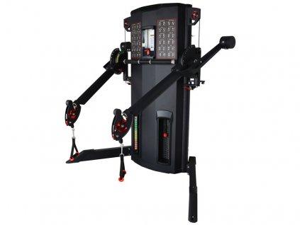 Multifunkčná posilovacia veža na cvičenie všetkych svalov na tele - CFshop.sk