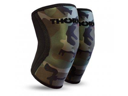 bandáže na kolená 2ks thornfit - army bandáže na kolená