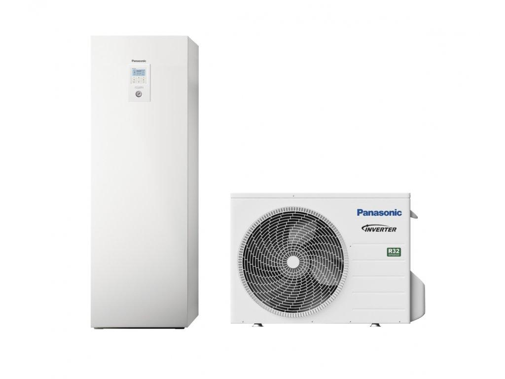 Panasonic tepelné čerpadlo Aquarea High Performance All in one set KIT-ADC05JE5