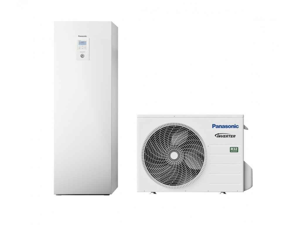 Panasonic tepelné čerpadlo Aquarea High Performance All in one set KIT-ADC05JE5B