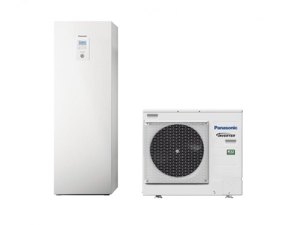 Panasonic tepelné čerpadlo Aquarea High Performance All in one set KIT-ADC07JE5