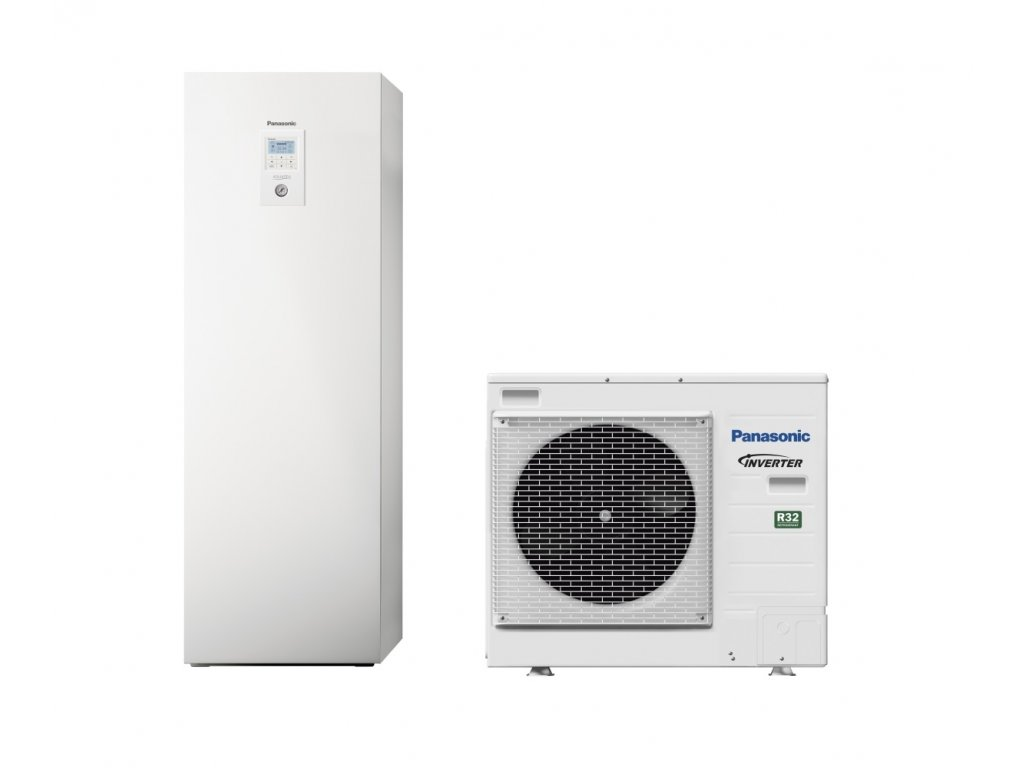 Panasonic tepelné čerpadlo Aquarea High Performance All in one set KIT-ADC09JE5
