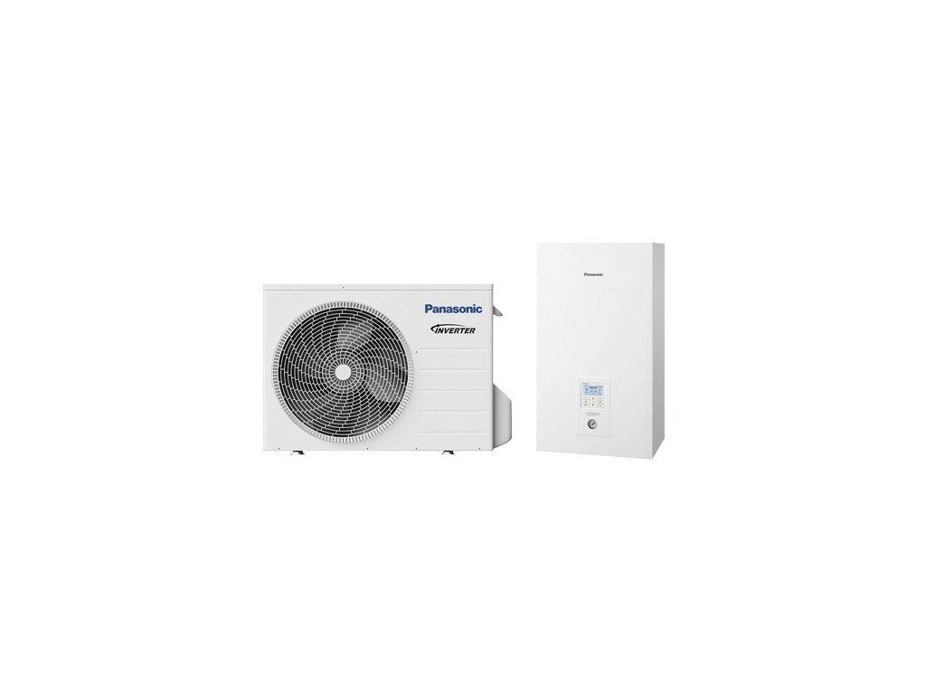 Panasonic tepelné čerpadlo Aquarea High Performance Split set KIT-WC05H3E5