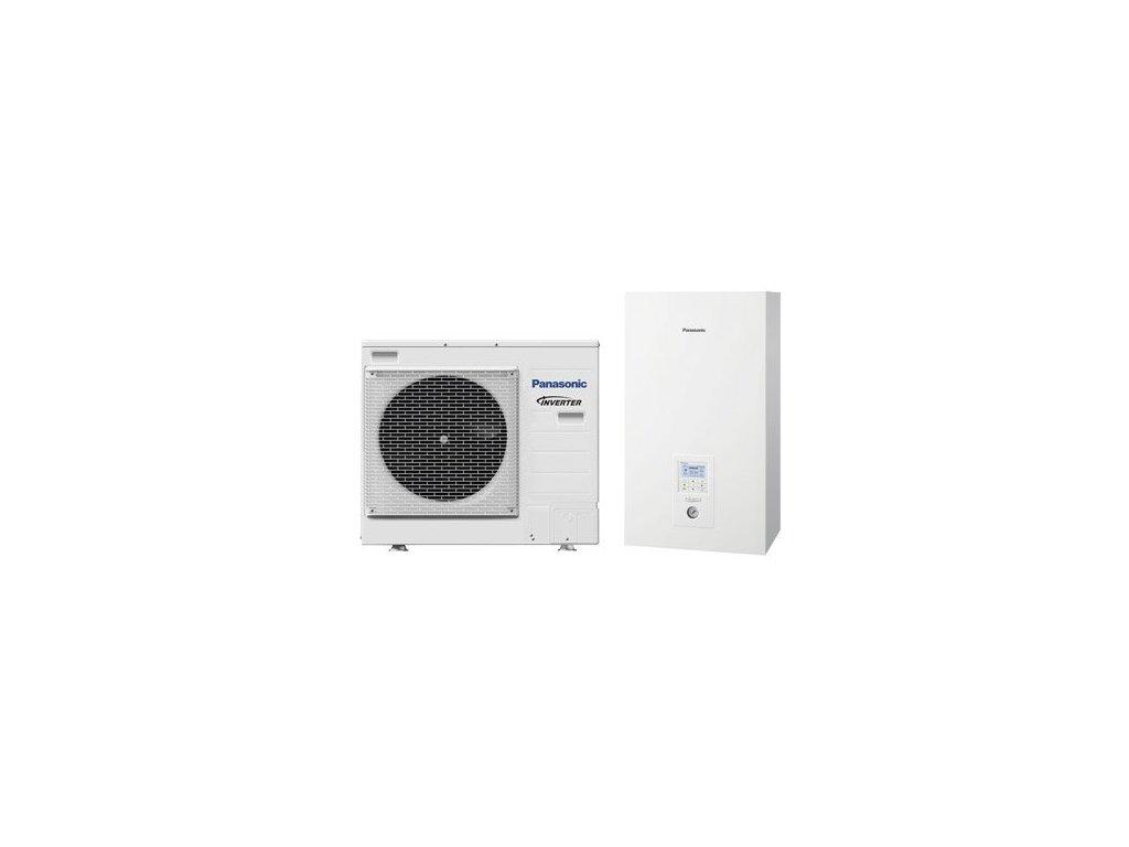 Panasonic tepelné čerpadlo Aquarea High Performance Split set KIT-WC09H3E5
