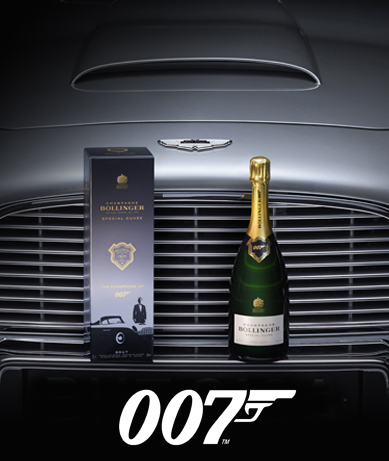 Co pije James Bond?