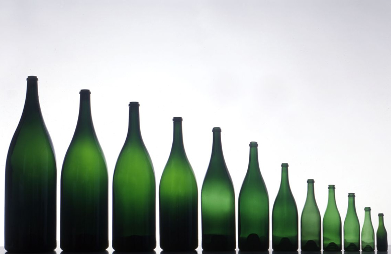 Lahev šampaňského a její etiketa