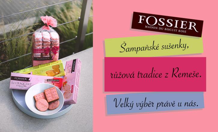 Fossier sušenky