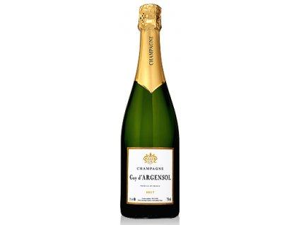 Champagner Guy dArgensol Brut big