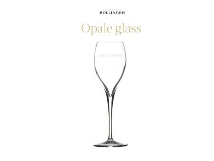 Bollinger Opale glass