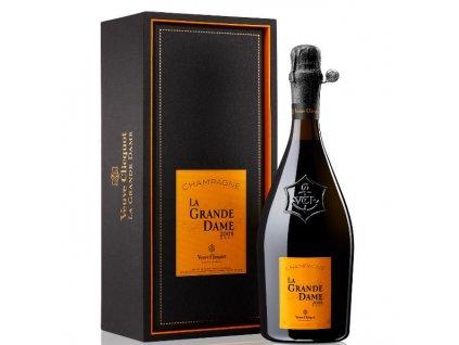 Veuve Clicquot Ponsardin La Grande Dame 2008 (0,75l) v dárkové krabičce