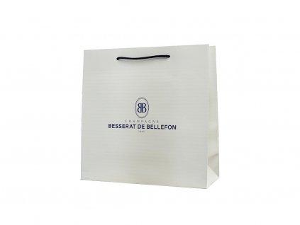 BESSERAT DE BELLEFON papírová taška na 3 lahve