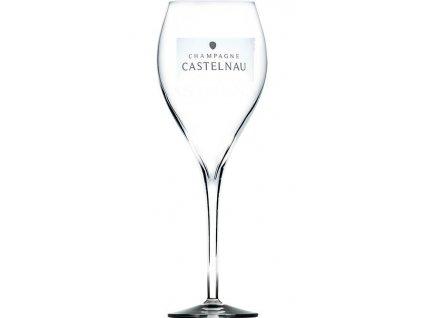 Castelnau sklenička