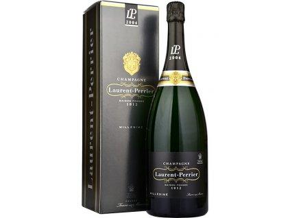 laurent perrier brut vintage 2004 champagne magnum 150cl