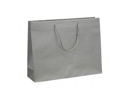 darkova taska stribrna silver 41x12x35