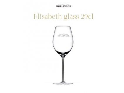 Bollinger Elisabeth glass 29cl
