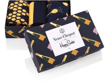 Veuve Clicquot Ponsardin ponožky vel. 41-46