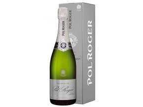 Pol Roger Pure Brut nature box big