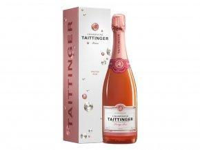 Taittinger Prestige Rose box