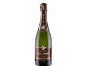 champagne taittinger brut millesime 2012