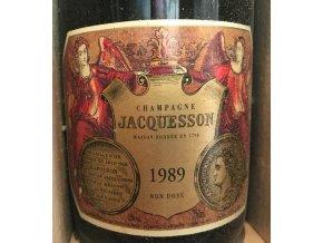 Jacquesson 1989 (0,75l)