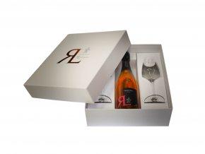R&L Rosé Box se skleničkami2
