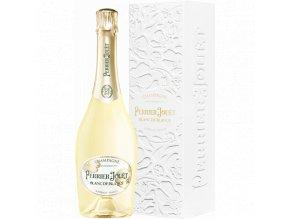 champagne perrier jouet blanc de blancs en etui eco box