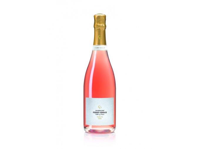 Champagne Pierre Gerbais Grains de Celles rosé