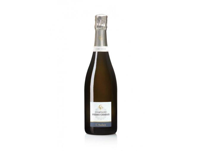 Champagne+Pierre+Gerbais+ +L'Audace