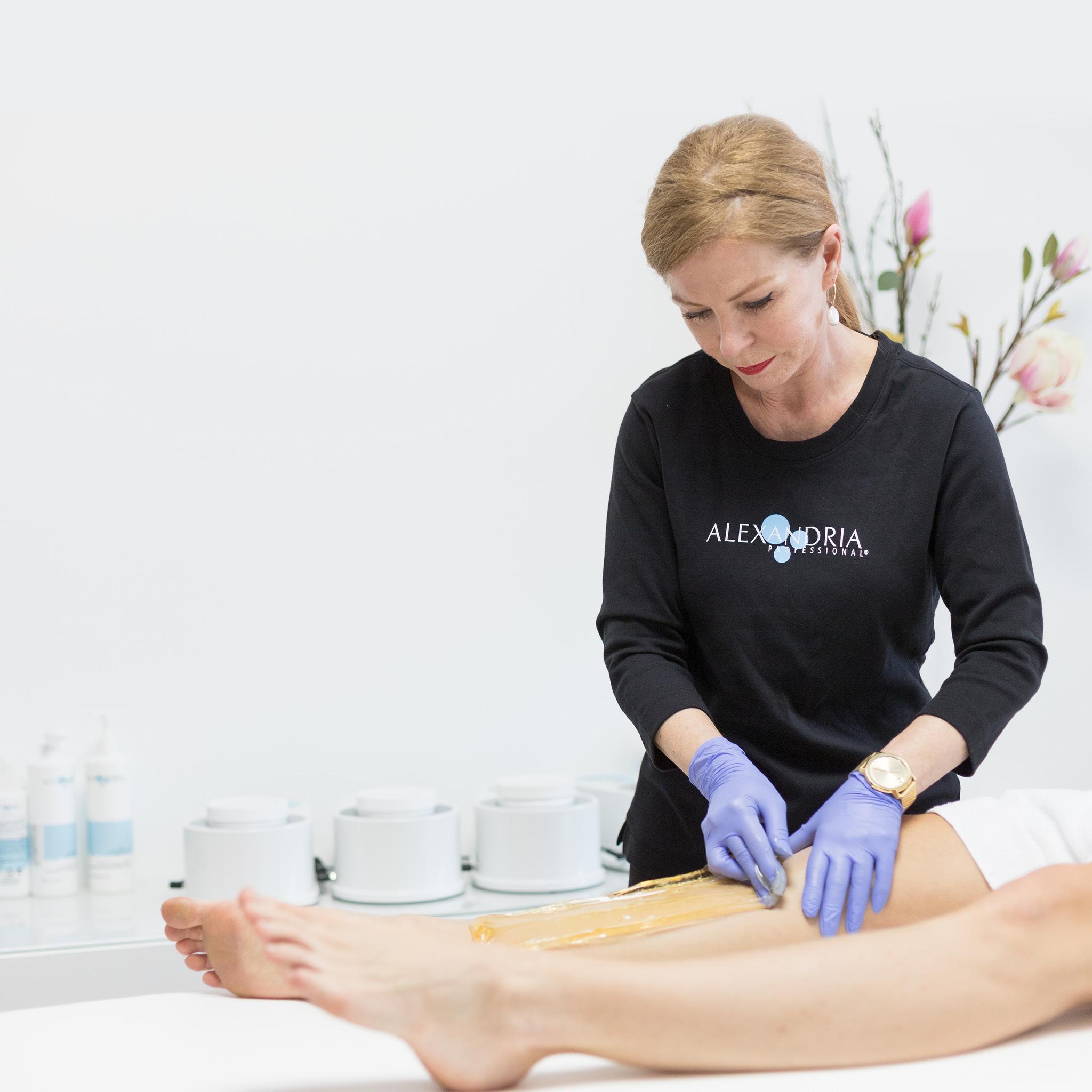 Konzultační den - zdokonalení a vylepšení epilační techniky - Alexandria Professional®