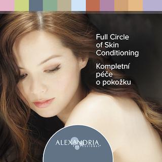 Objevte i vy program Full Circle of Conditioning, který omladí a zjemní vaši pokožku