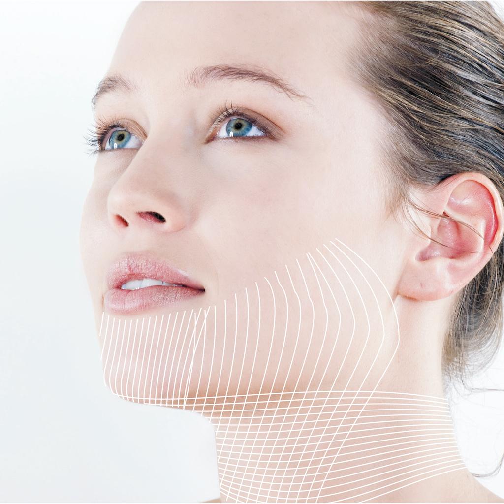 Ošetření pro zpevnění krku a aktního zlepšení vzhledu Neck firming