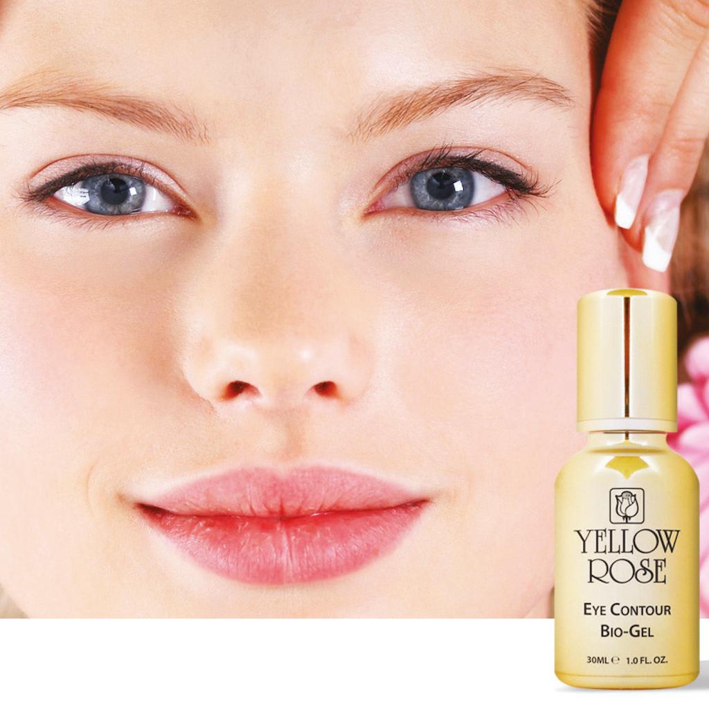 Ošetření pro vyhlazení vrásek očního okolí Eye Contour