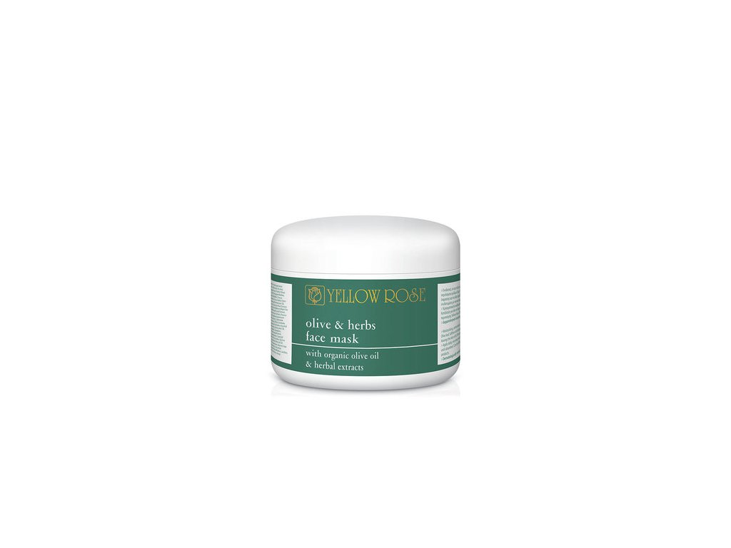 olive and herbs face mask 250ml
