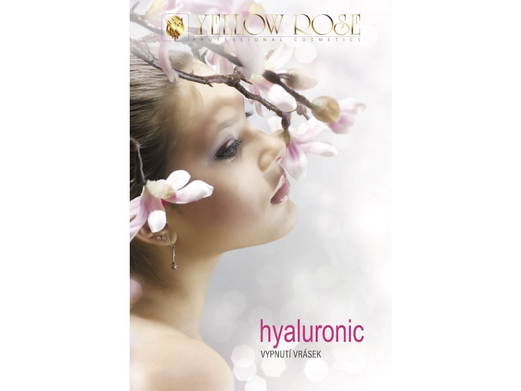 hyaluronic yellow rose