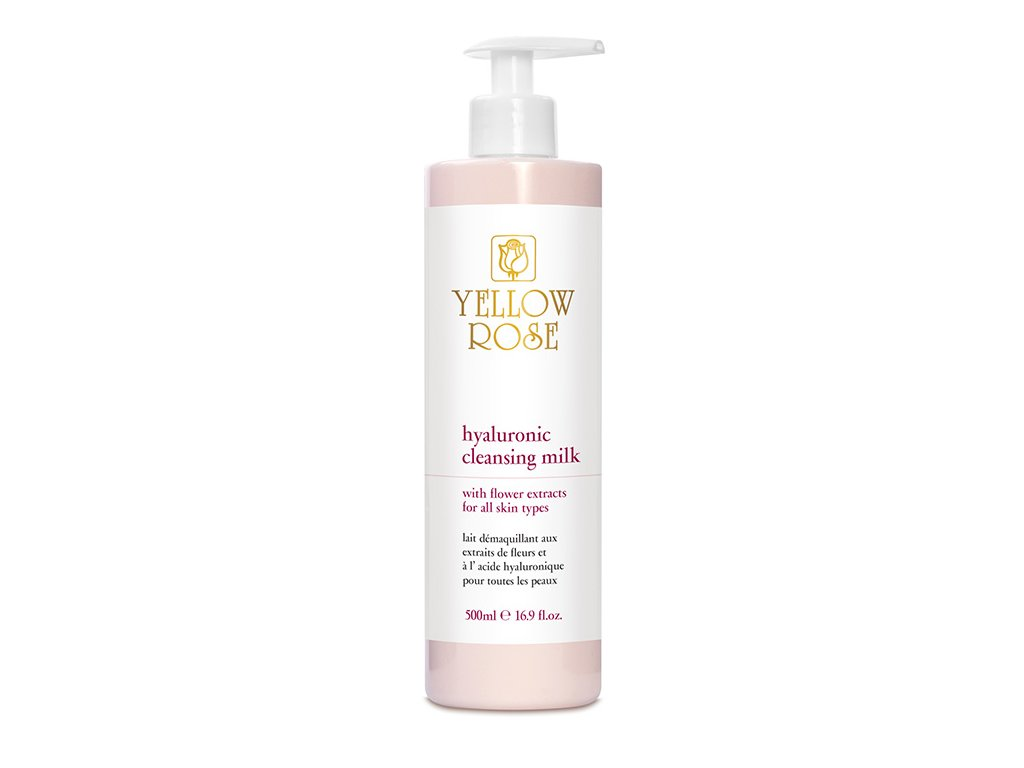 yellow-rose-hyaluronic-cleansing-milk-500ml