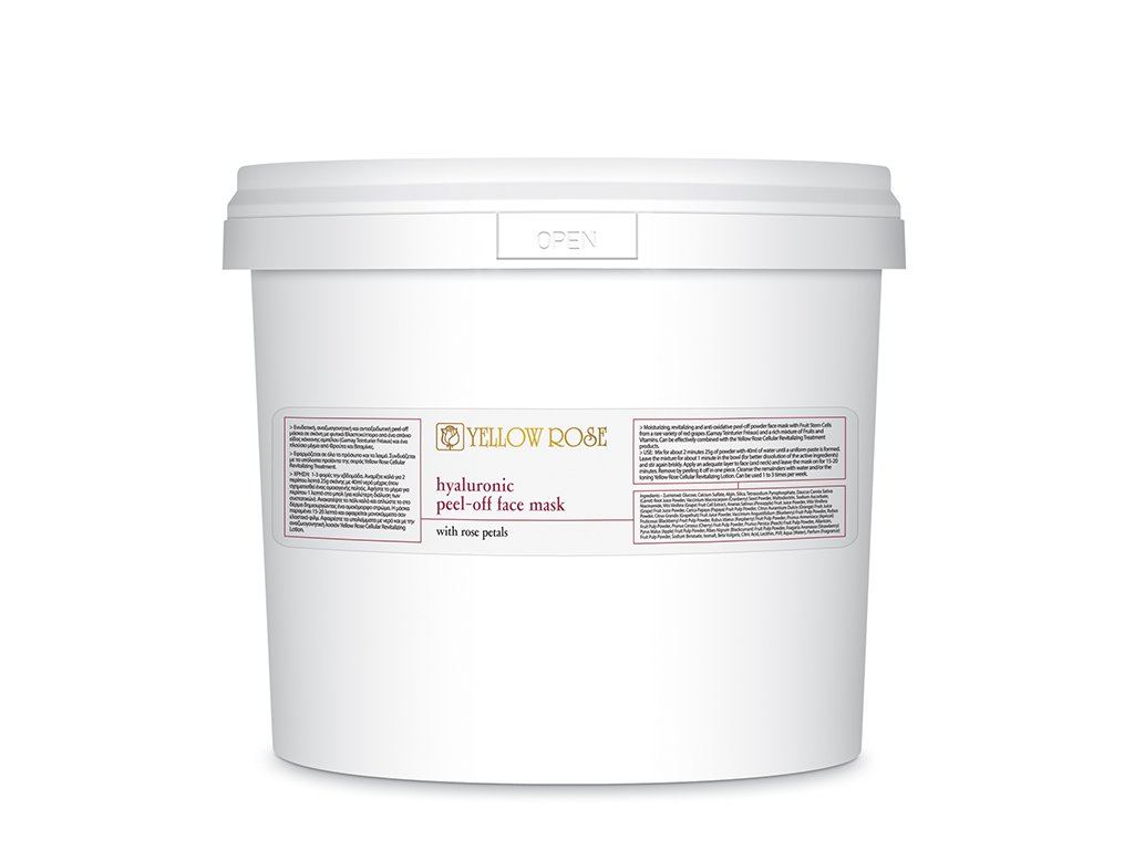 yellow-rose-hyaluronic-face-mask-700g
