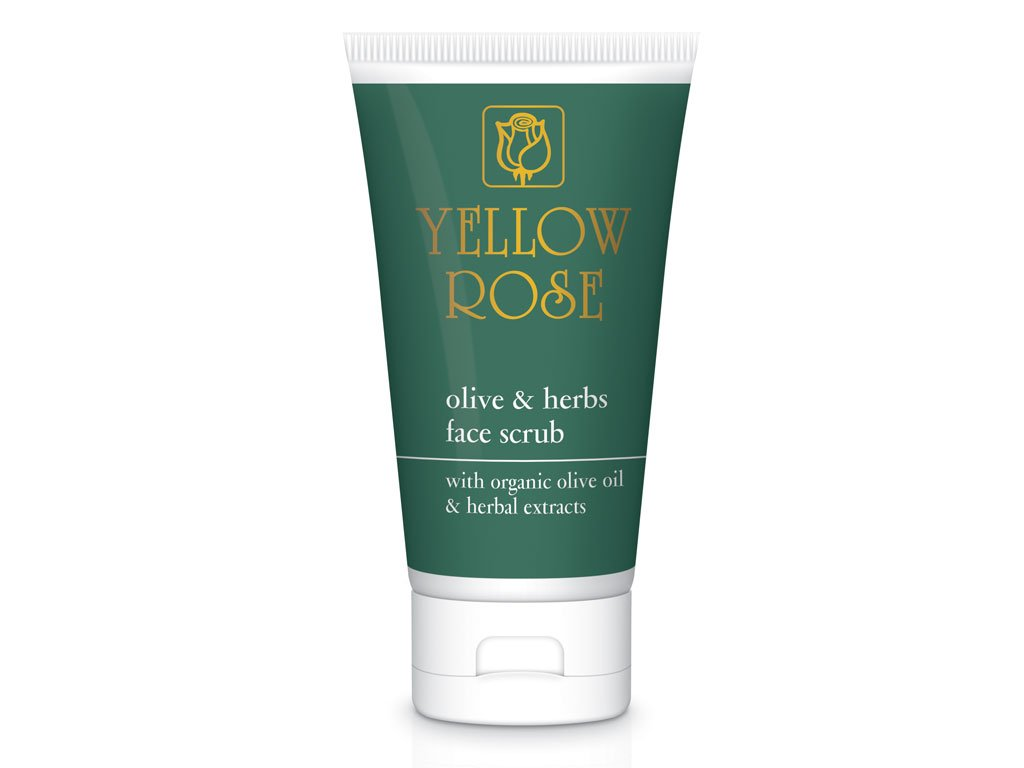 yellow-rose-olive-herbs-scrub-tube-125ml