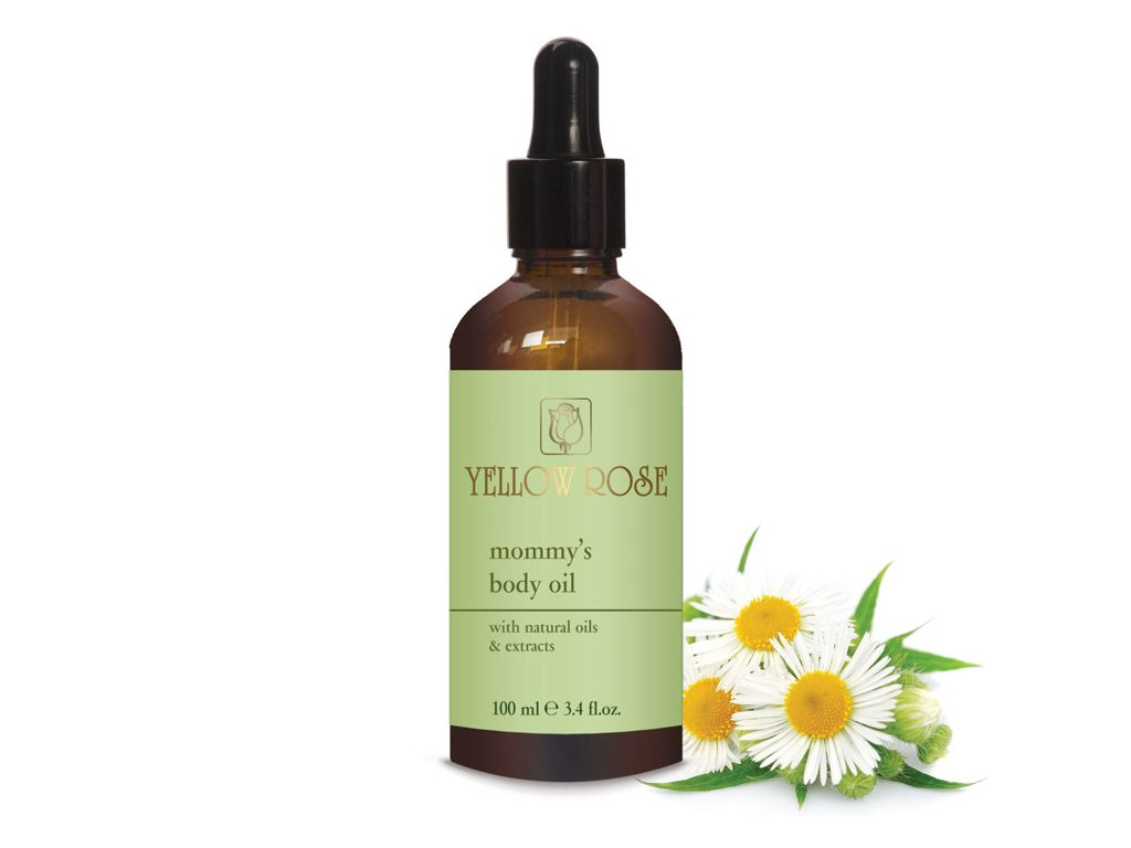 MOMMYS BODY OIL 100m chamomilel
