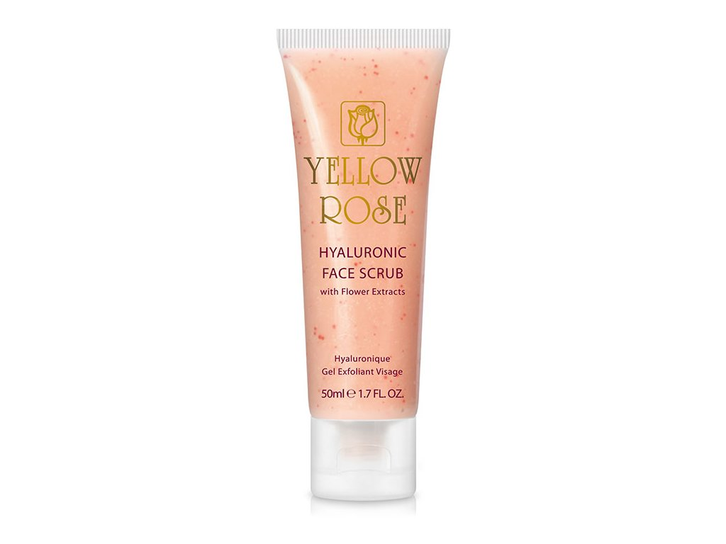 HYALURONIC FACE SCRUB 50ml