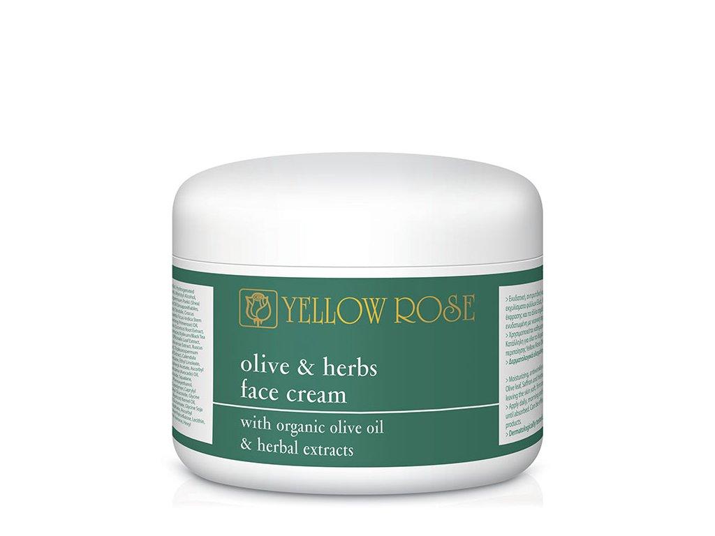pletovy-krem-s-organickým-olivovym-olejem-yellow-rose-olive-herbs-face-cream-charde