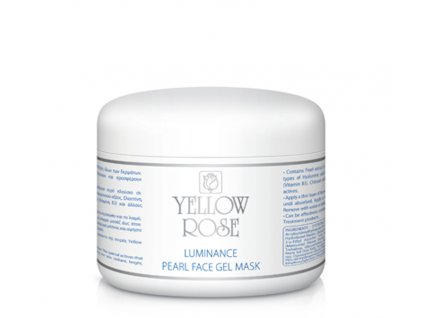 LUMINANCE PEARL FACE GEL MASK 250ml