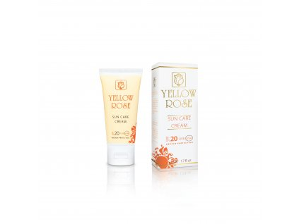 SUN CARE SPF20 Plastic 50ml