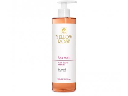 yellow-rose-face-wash-flower-extracts-500-ml