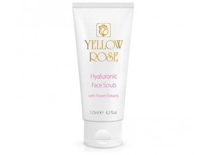 yellow-rose-hyaluronic-face-scrub-125ml