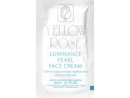 vzorek luminance pearl yellow rose charde