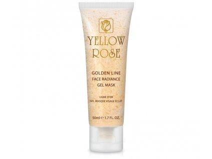 maska-golden-line-face-radiance-yellow-rose